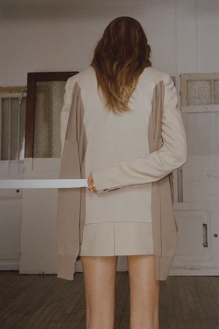 MAISON MARTIN MARGIELA RESORT 2015 BACK