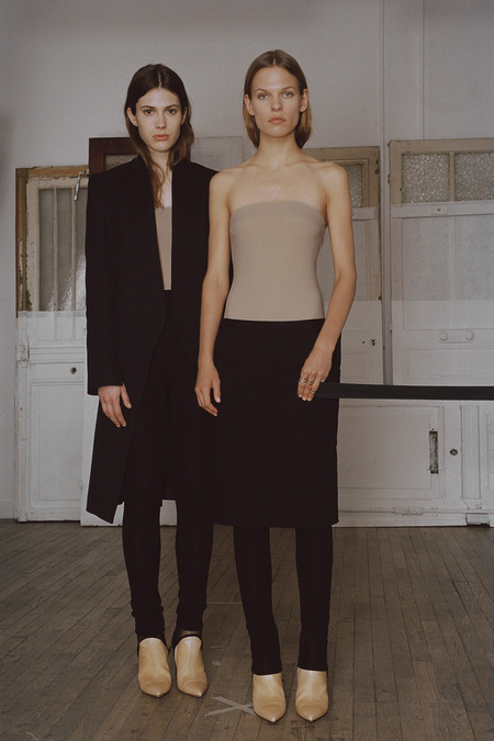 MAISON MARTIN MARGIELA RESORT 2015 PAIR