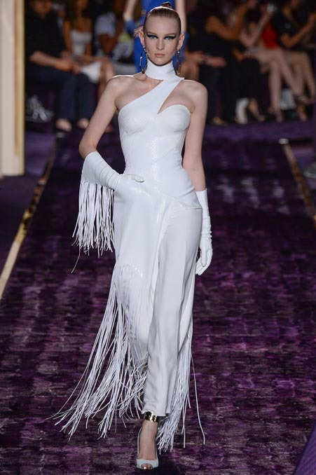 ATELIER VERSACE FALL 2014 COUTURE 4