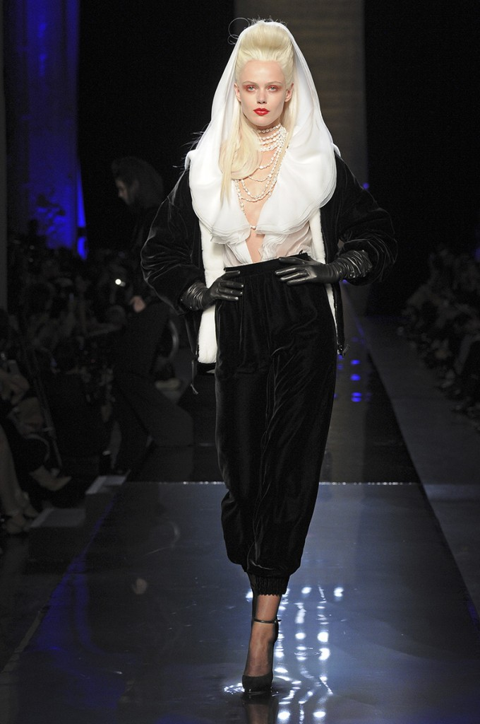 JEAN PAUL GAULTIER FALL 2014 COUTURE 3