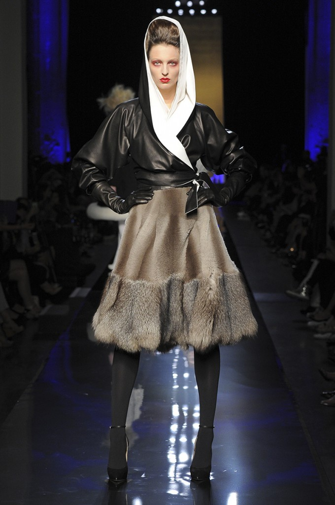 JEAN PAUL GAULTIER FALL 2014 COUTURE 4