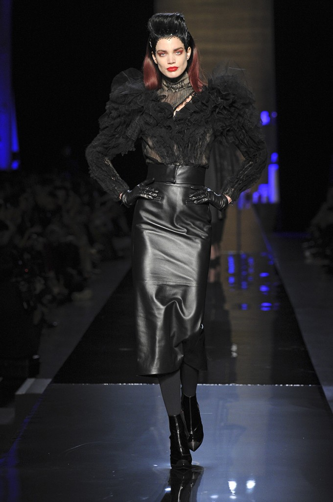 JEAN PAUL GAULTIER FALL 2014 COUTURE