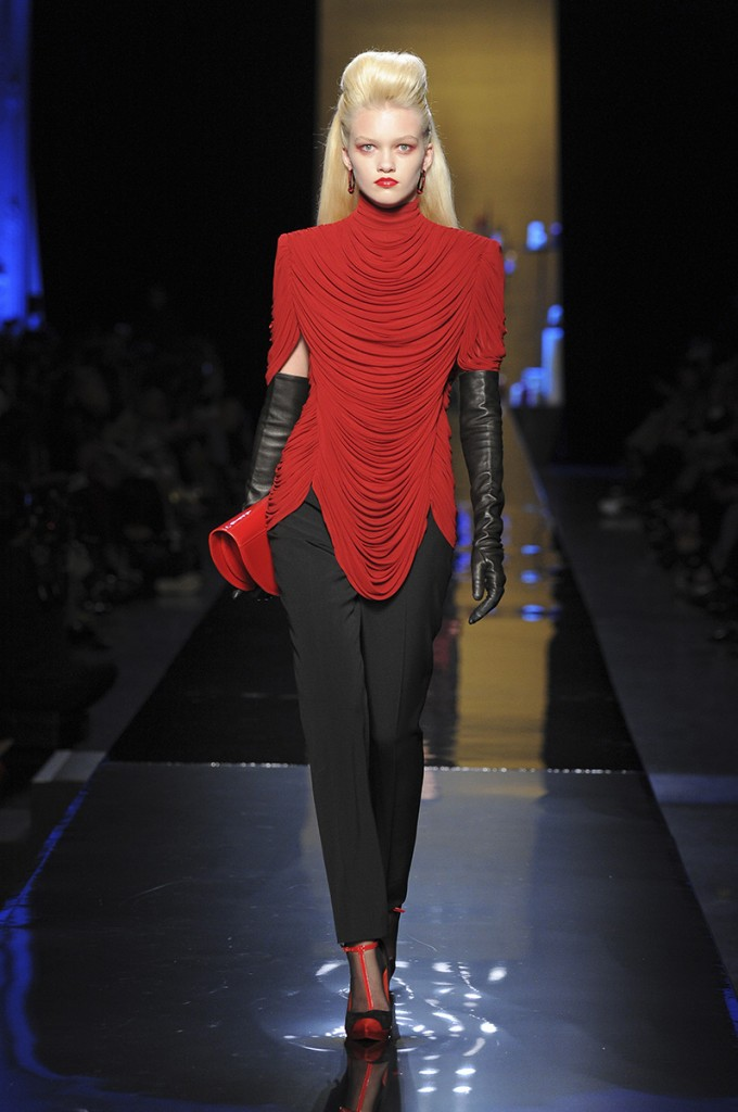 JEAN PAUL GAULTIER FALL 2014 COUTURE 7