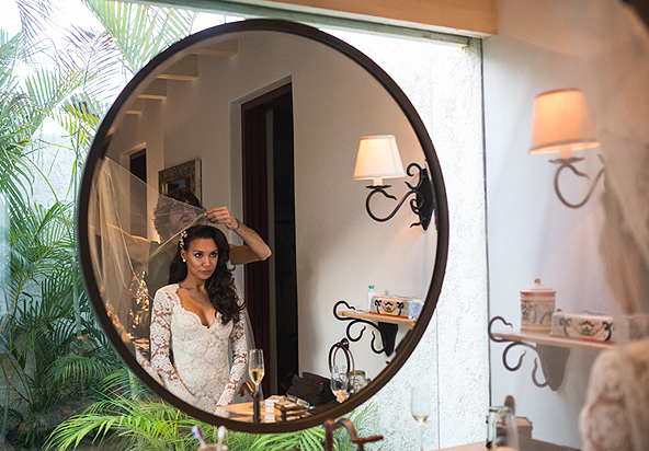 NAYA RIVERA REFLECTION