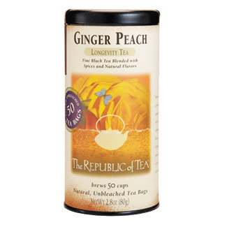 REPUBLIC OF TEA PEACH