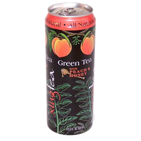 XING PEACH GREEN TEA