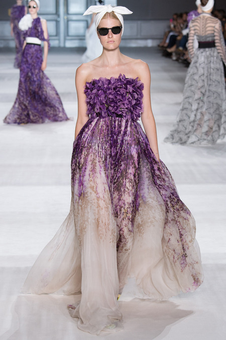 GIAMBATTISTA VALI FALL 2014 COUTURE 7