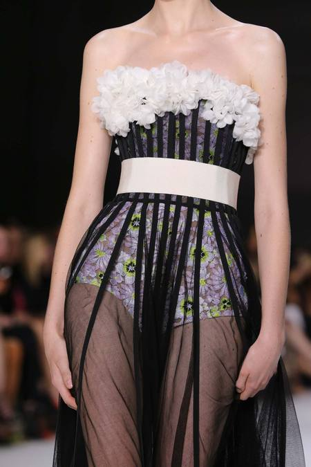 GIAMBATTISTA VALI FALL 2014 COUTURE 8
