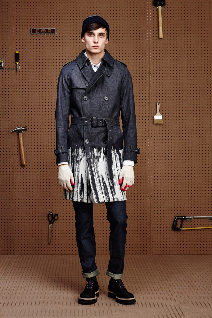 BAND OF OUTSIDERS MENSWEAR FALL 2015 11
