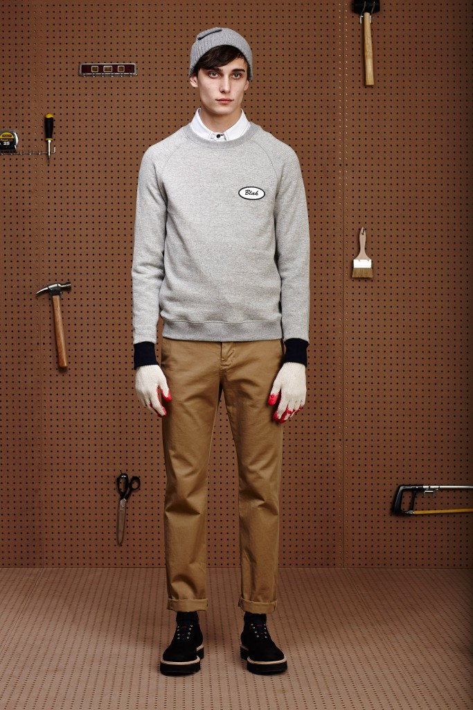 BAND OF OUTSIDERS MENSWEAR FALL 2015 2