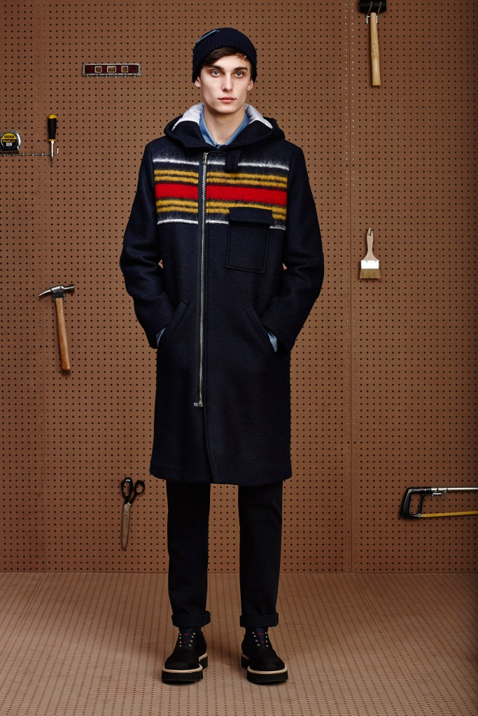 BAND OF OUTSIDERS MENSWEAR FALL 2015 4