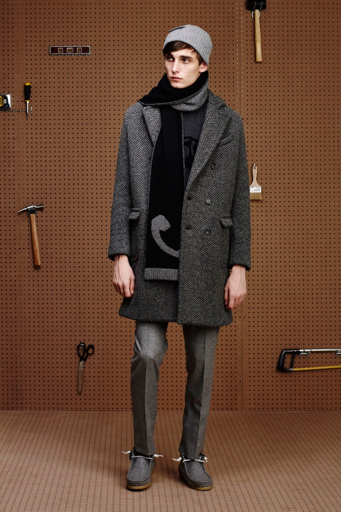 BAND OF OUTSIDERS MENSWEAR FALL 2015 9