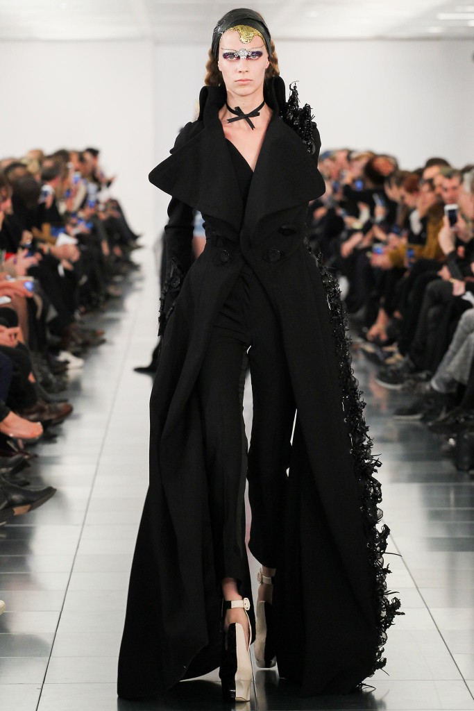 Spring 2015 couture maison martin margiela galliano s for Galliano margiela