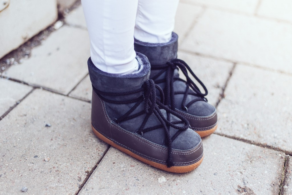 IKKII BOOT EARTHY
